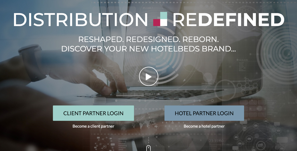 Hotelbeds Digital Service Redesign